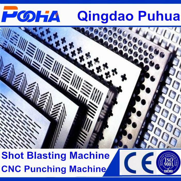 Fagor Control System Servo Driven CNC Punch Press Machine