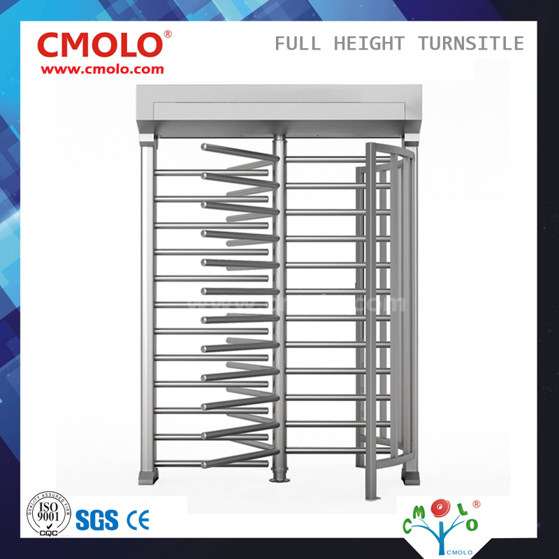 CE Passed Full Height Turnstile