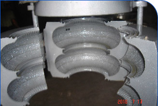 Air Spring Mould with Top Quality