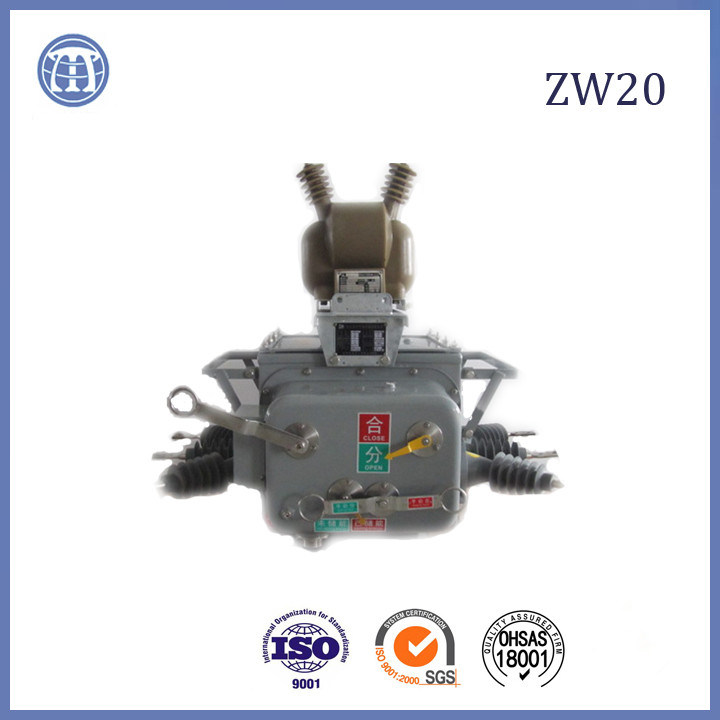 Outdoor Circuit Breaker Zw20