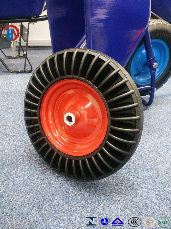 Rubber Solid Wheel