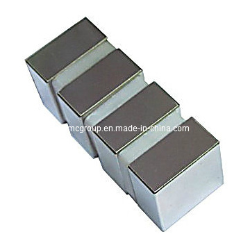 Amc N35 Block NdFeB Magnet Nm-28 From China