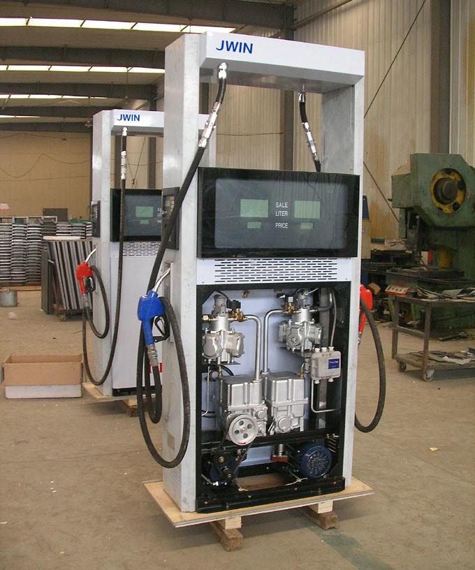 Fuel Dispenser Two Nozzle, Two Pump