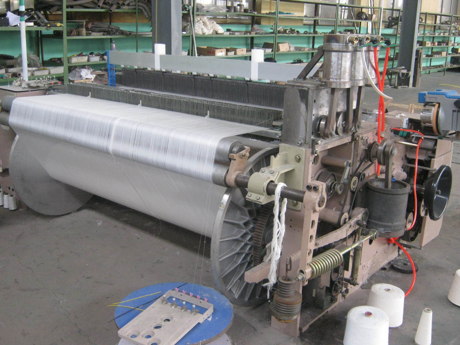 2014 Hot Sale Air-Jet Loom for India Market