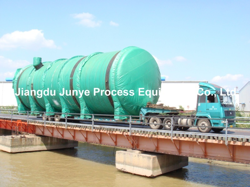 Carbon Steel Double Absorption Acid Plant Interpass Pressure Vessel