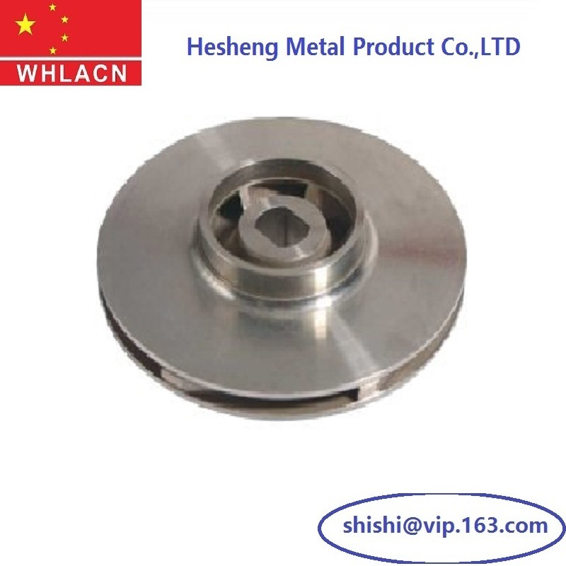 Precision Casting Deep Well Pump Water Pump Investment Casting