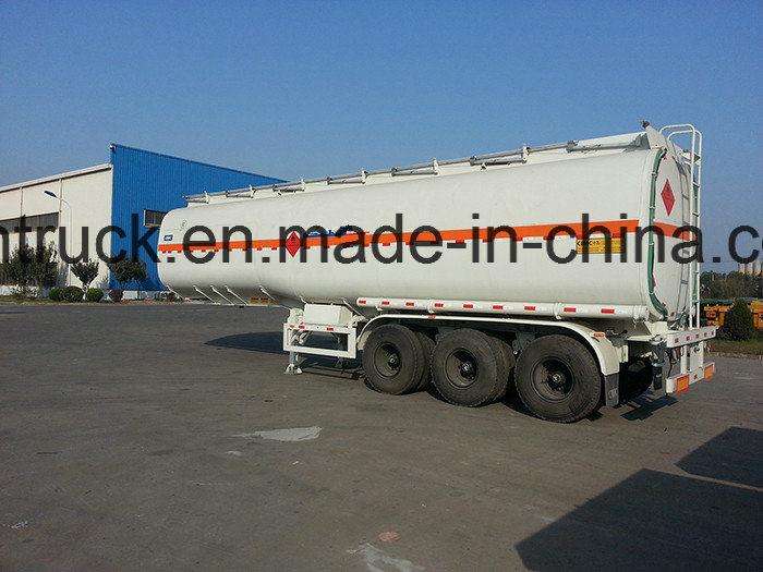 Cimc Brand 50m3 Oil Tank Trailer
