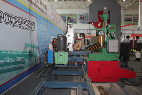 Mj329z 900mm Design New Products Automatic Band Saw Carriage Logging Equipment