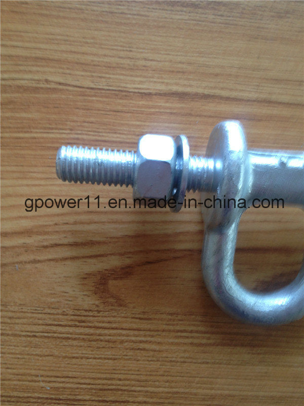 "Forged Screw 3/4"" Bolt"