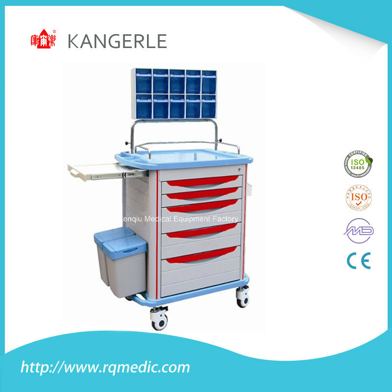 Ce/ISO ABS Anaesthesia Cart/Anaesthesia Trolley