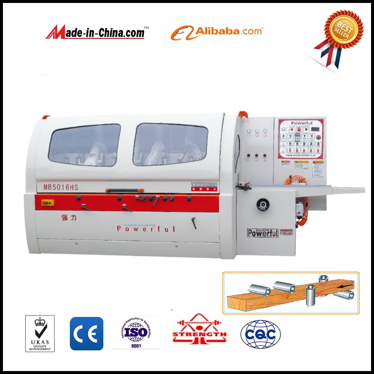 Best Price of 4 Sided Planer with 5 Spindles MB5016HS