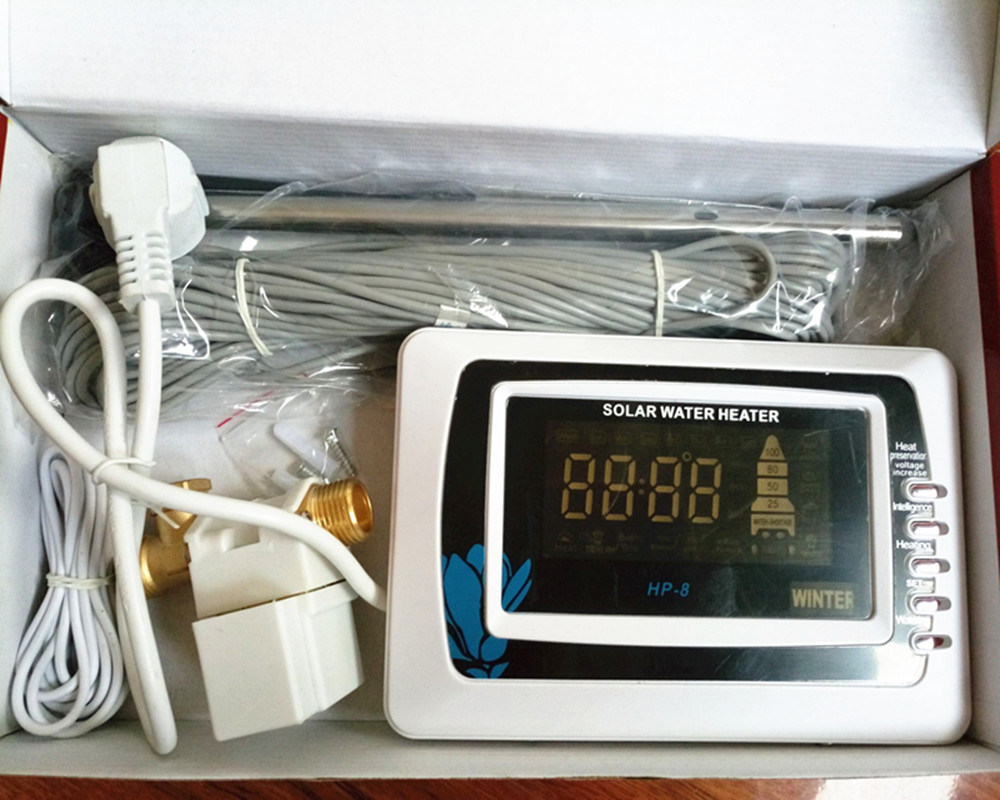 Low Pressure Solar Water Heater Intelligent Controller (HP-8)