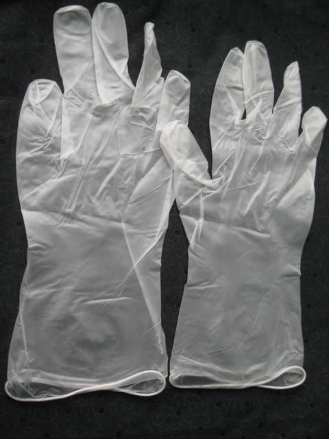 Disposable PVC Gloves for Food Use or Medical Use