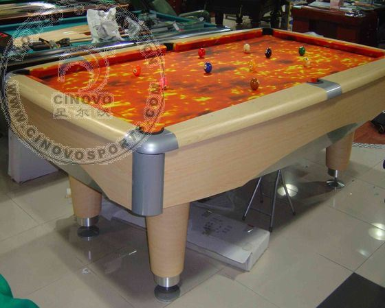 9FT Slate Pool Table (H-603 New Model)