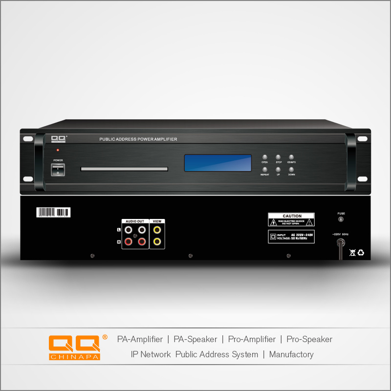 CD/DVD Player for PA System (LPC-105)