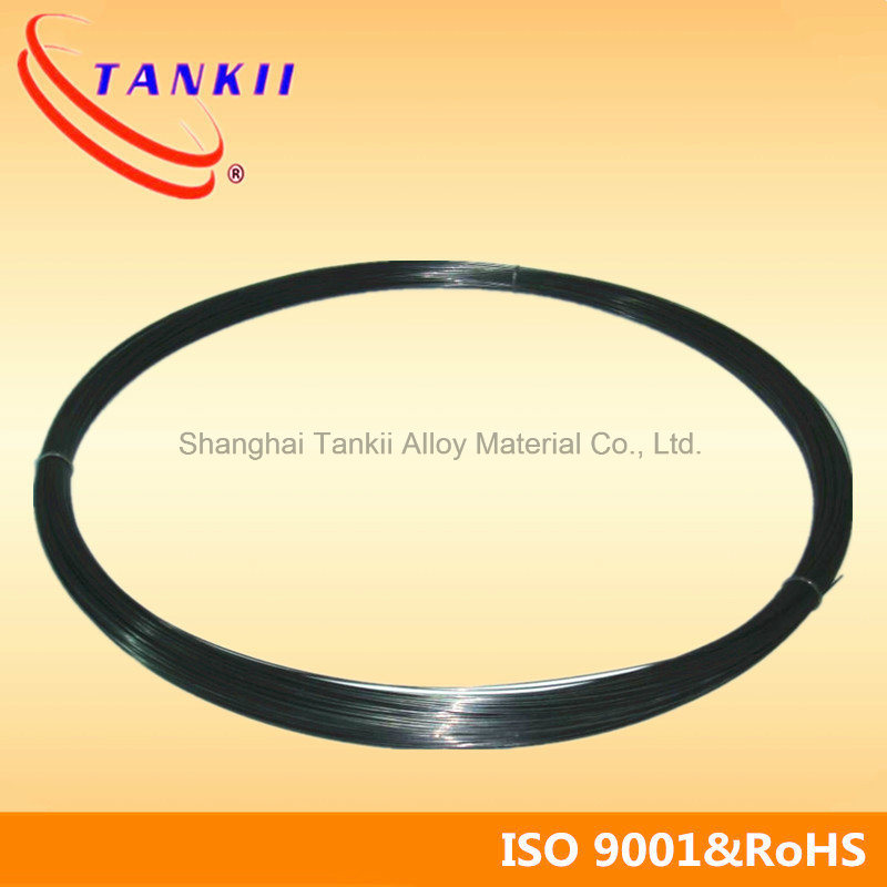 Stock product tungsten wire with good price ( black surface diameter 0.5mm)