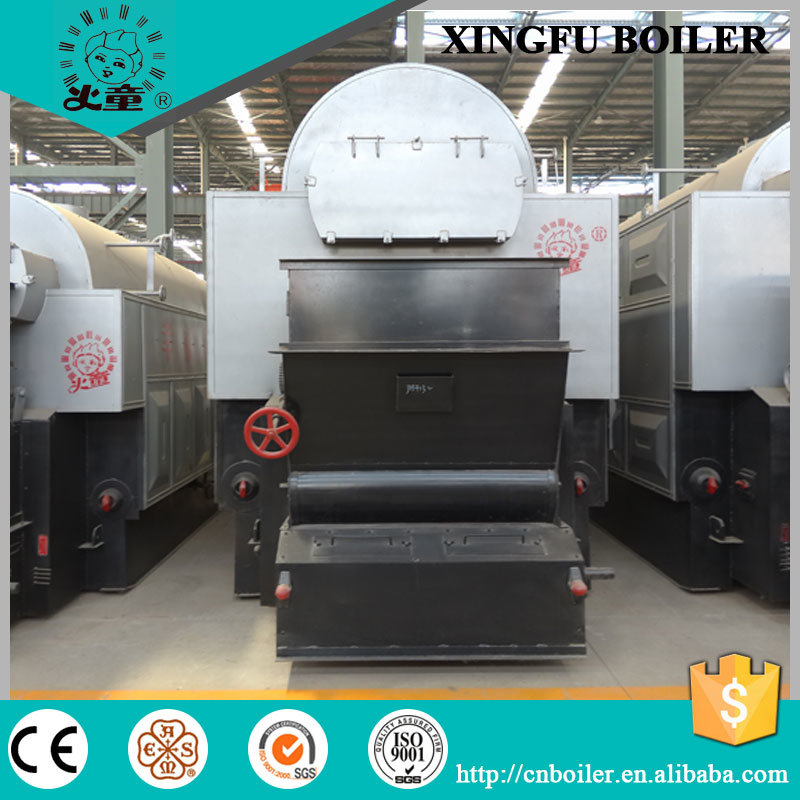 Hot Sale Coal Fired Steam Boiler for Mushrooms Production Line