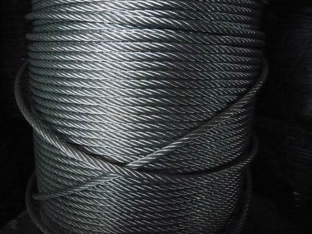 High Quality Black Steel Cable for Lifting