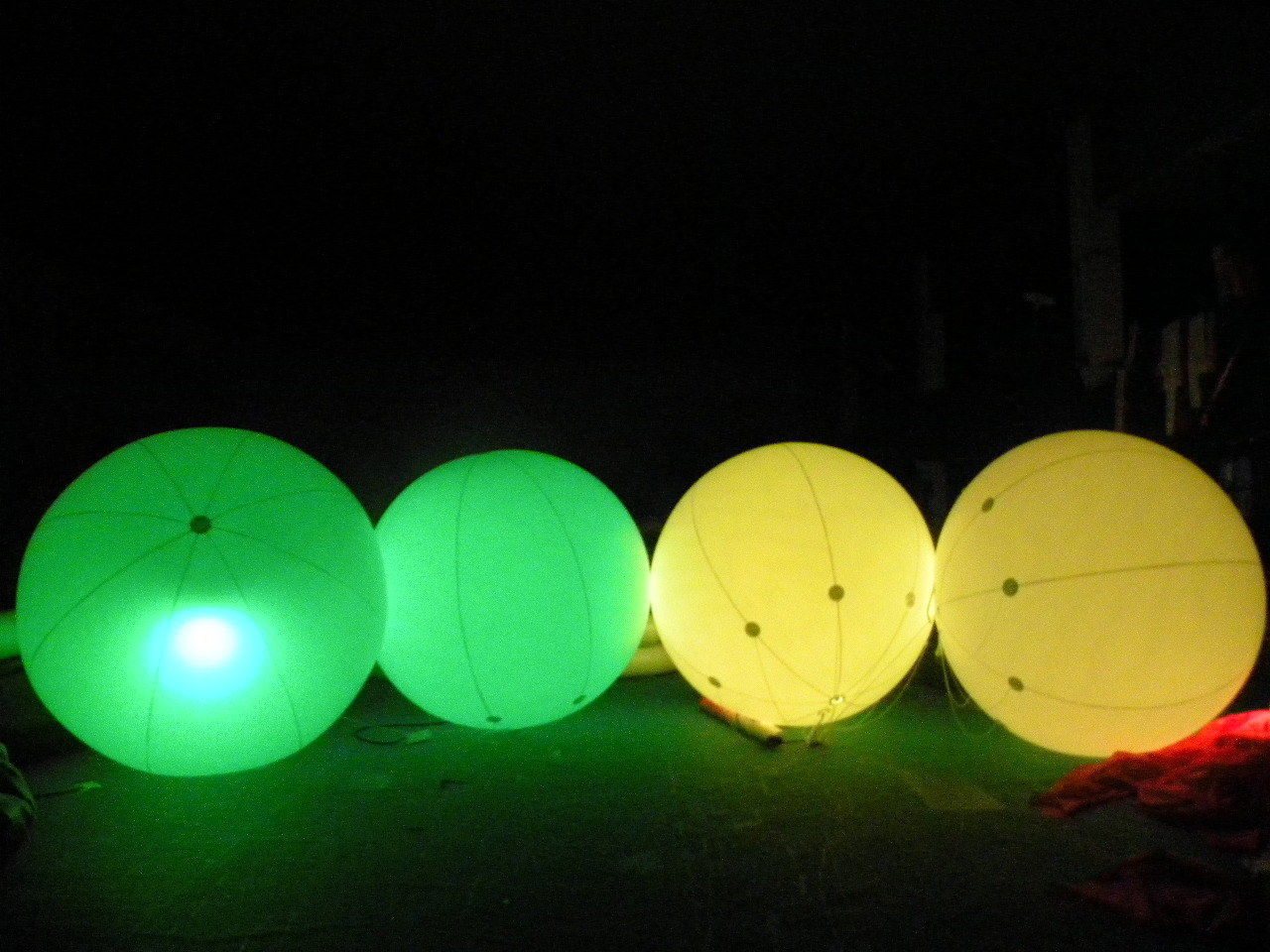 New Inflatable Party Decoration Balls