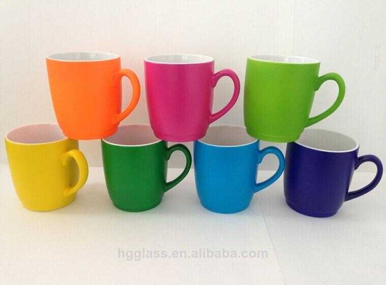 10 Oz Fluorescence Mug 10oz Coffee Mug