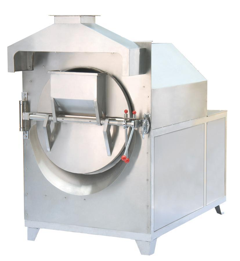 2014 New Designed Professional Nut Roaster Machine (CYD-500)