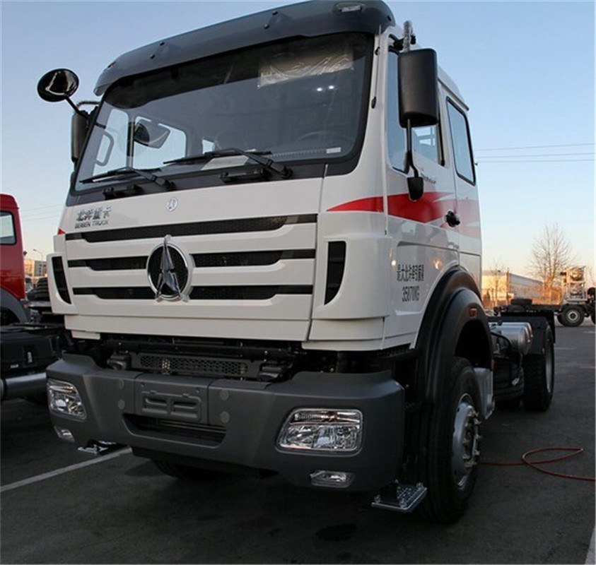 Brand New Beiben 4X2 Tractor Truck Prime Mover with Trailer