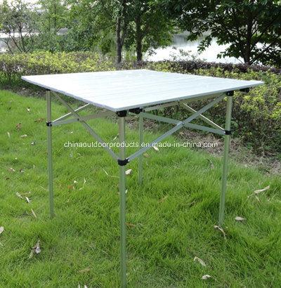 Aluminum Folding Table 70*70*70 (etc-130)