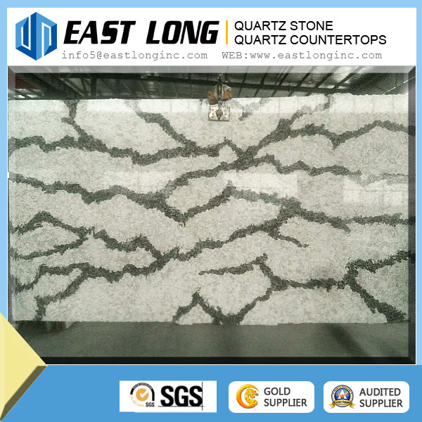 Marble Color Quartz Stone Slabs Supplier /Artificial Quartz Stone Countertops