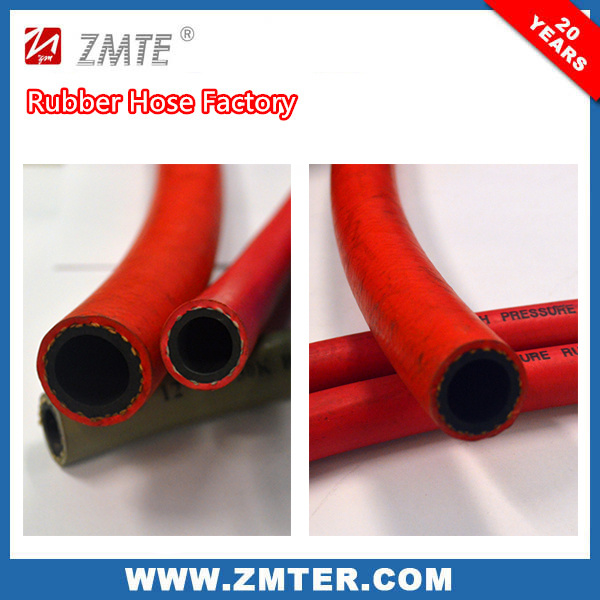 Rubber Fiber Reinforcement Air Transferring Hose