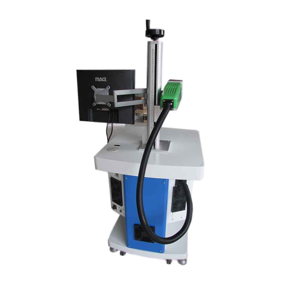 30W Fiber Laser Marking Machine for Metal Marking