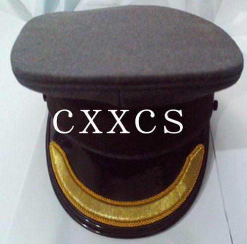 Military Cap Wool Material