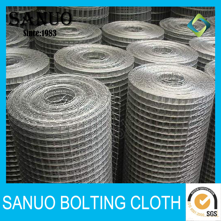 110 Micron 120X120 SUS316 Stainless Steel Wire Mesh
