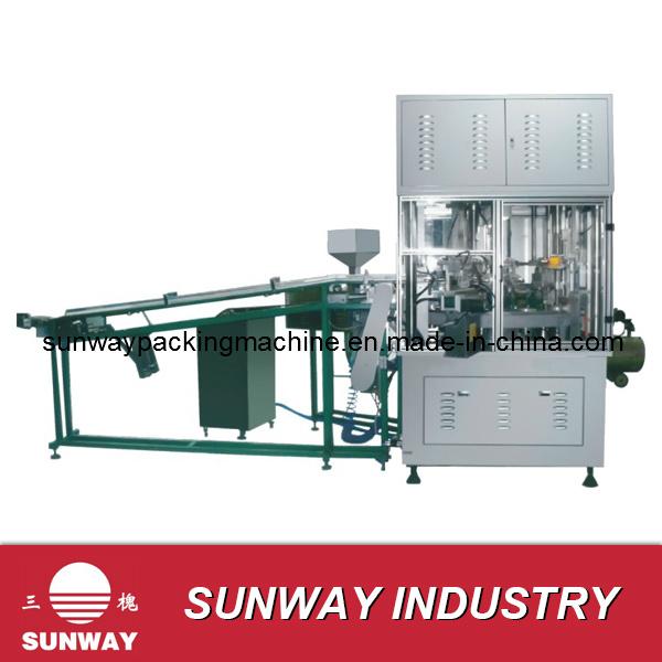 B. Zj-III Automatic Tube Shoulder Injection Machine