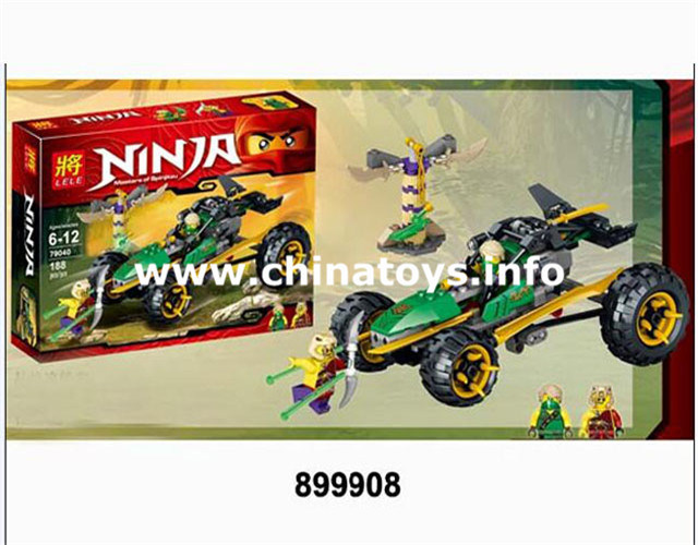 Good Quality Plastic Toys Building Block (899908)