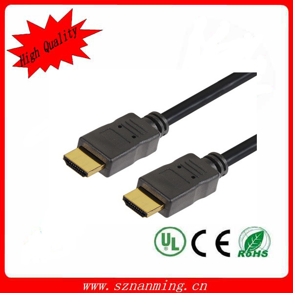 High Quality HDMI-to-HDMI Cable HDMI 1.4