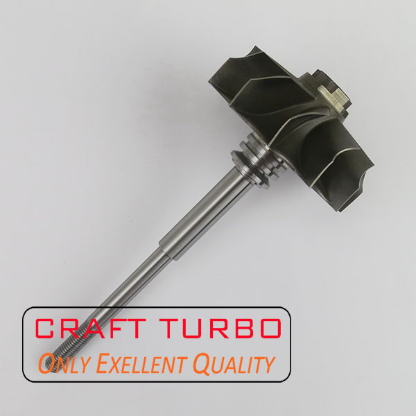 Td05 Reverse Turbine Wheel Shaft
