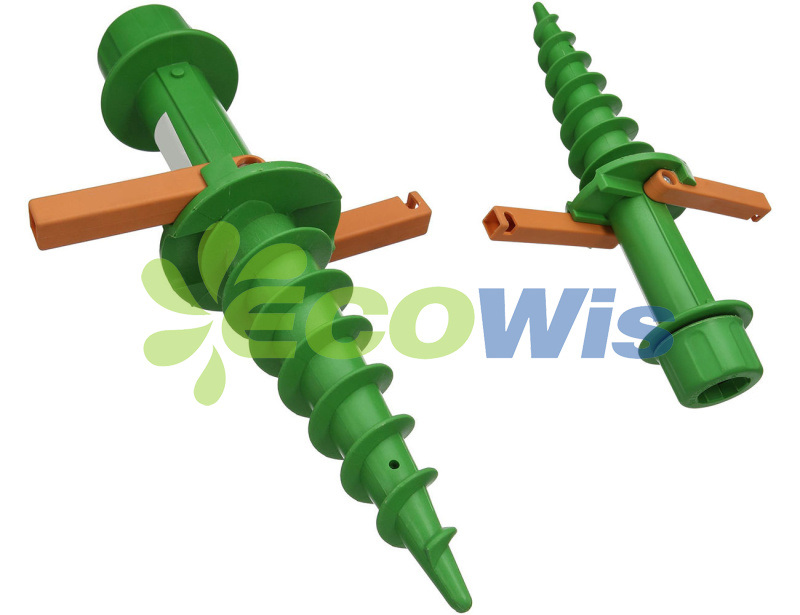 Earth Screw Ground Anchors Outdoor Hand Tool (HT5411)