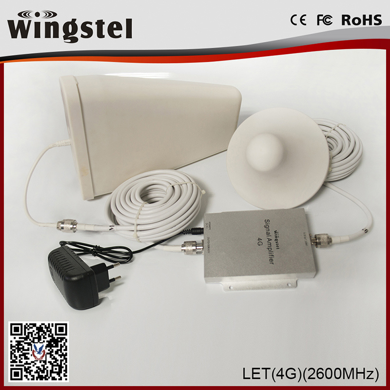 High Gain Lte 4G Signal Repeater 2600MHz Mobile Signal Booster