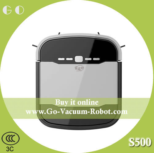 Mop Clean Automatic Intelligent Sweeping Robot Vacuum Cleaner