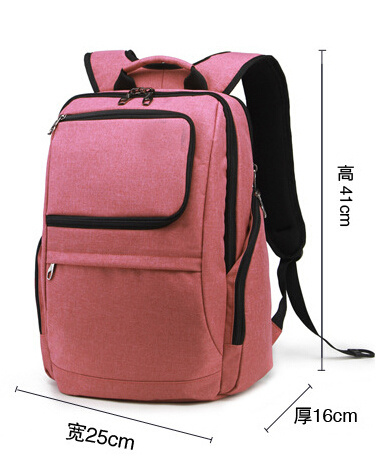 2016 Promotion Bag Backpack Bag with Snow Polyester Design (SB6438)