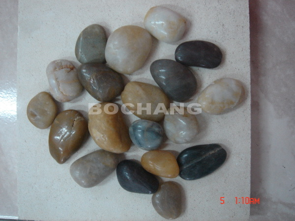 Natural Pebble Stone for Graden Decoration