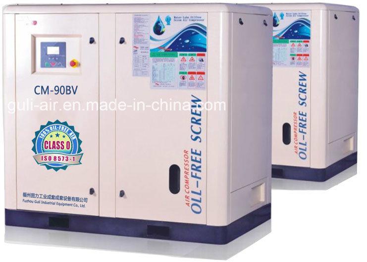 Enivormental Oil-Free Air Compressor for Medicine
