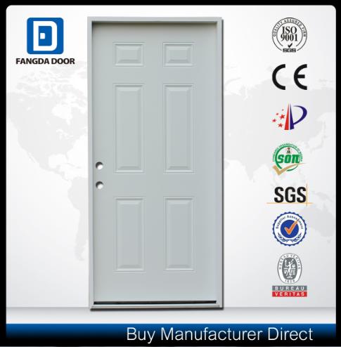 Fangda 6 Panel Set Door, Your Best Choice for Hotel Door