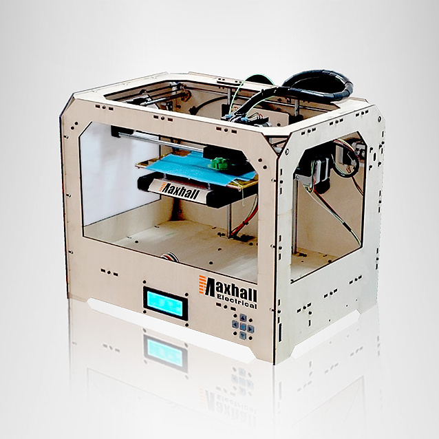 Maxhall High Performance Desktop 3D Printer-Creator