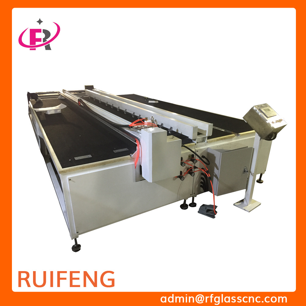 Full Automatic Laminated Glass Cutting Machine (RF3826LA)