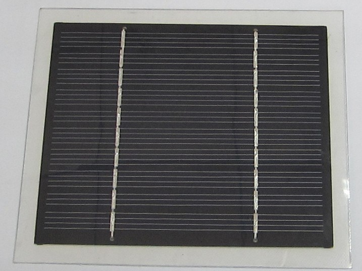 0.1W-3.5W Sewability Pet Solar Panel Used in Solar Bag and Mobile Charger