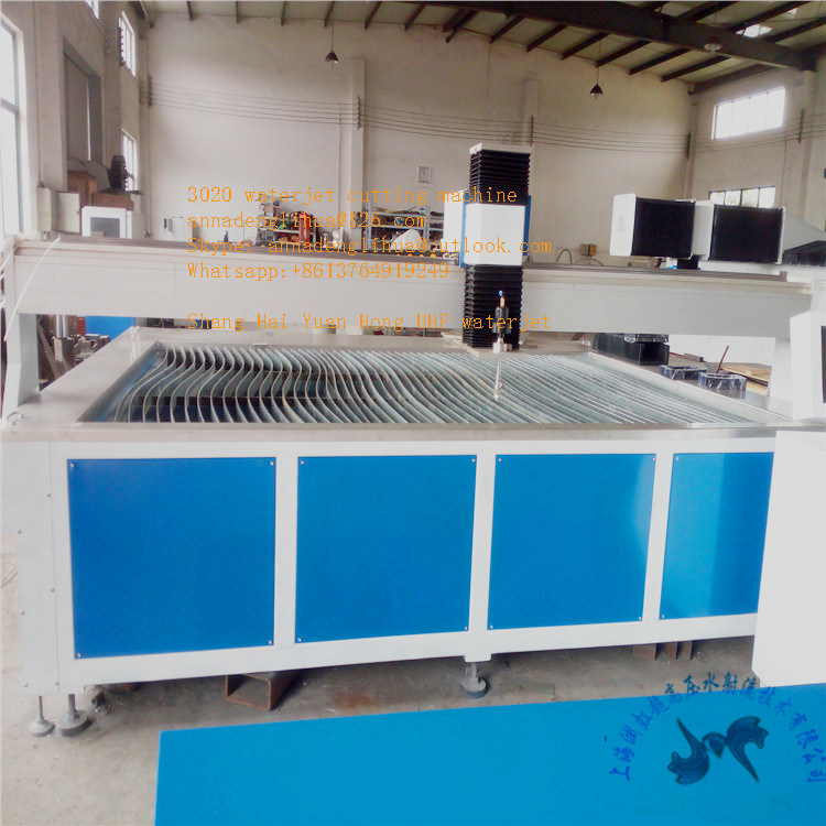 CNC Ce Waterjet Cutting Machine Stuctural Type