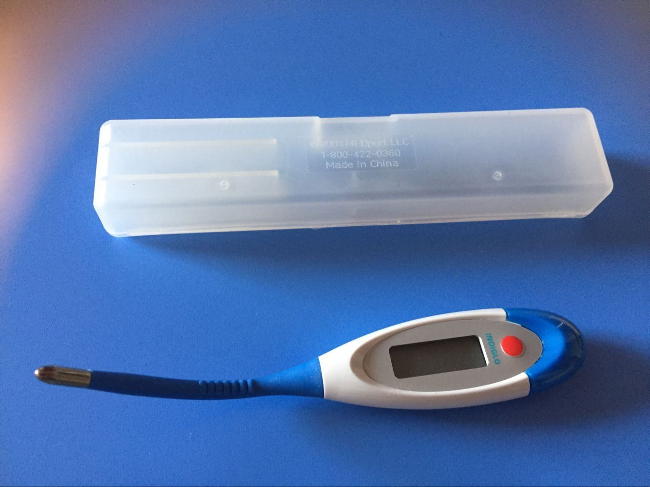 Pet/Veterinary/Animal/Dog/Cat Thermometer with LCD Display