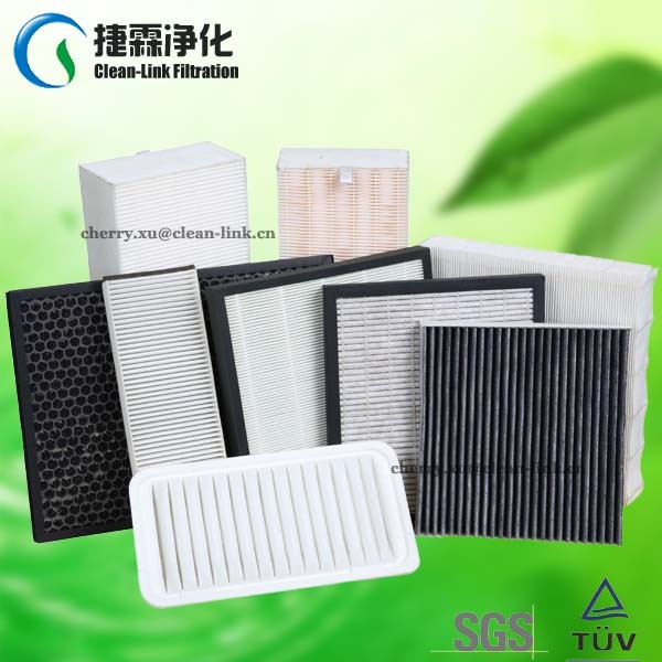 HEPA Filters for Household Vacuum Cleaners
