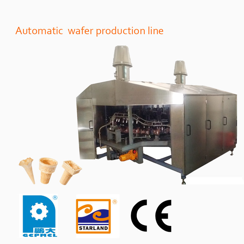 Professional Full Automatic Wafer Production Line